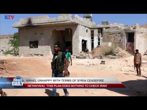 Israel is Dissatisfied With Terms of Syrian Ceasefire