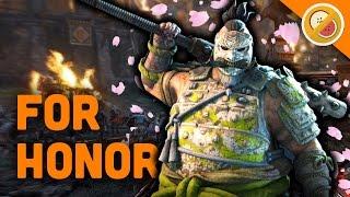 SHUGOKI THE BACK BREAKER! - For Honor Gameplay