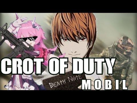 Crot Of Duty : MOBIL Sekali Tembak Langsung CROT