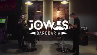 JOWS BARBEARIA - Delgado Publicidade