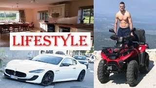 Ante Rebic Biography  | Family | Childhood | House | Net worth | Car collection | Lifestyle