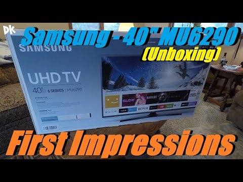 Samsung 6 Series - 40