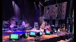 MERCROMINA - En un mundo tan pequeño (live)