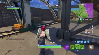 Fortnite Late Night Solos