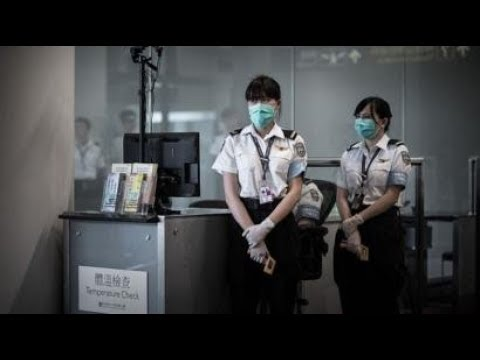 """《今日点击》武汉肺炎定格""""非典 2.0"""" 已全面爆发 患者应超过1700 北京深圳已出现"""
