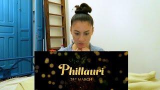 BOLLYWOOD PHILLAURI TRAILER REACTION | DUTCH GIRL TRAILER REACTION | TRAVEL VLOG IV