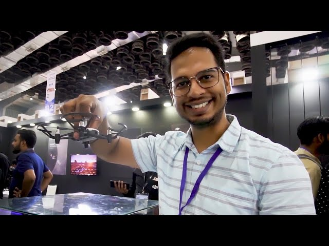 BIGGEST CAMERA FAIR FROM A FILM MAKER's POINT OF VIEW