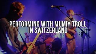 """Mumiy Troll """"Contrabandy""""   Zurich, Switzerland 2015   Stage Cam"""