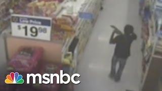 Man Shot In Walmart: No Indictment   msnbc