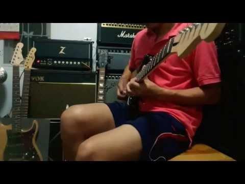 Mighty Mite Neck Fender Strat Sound Test