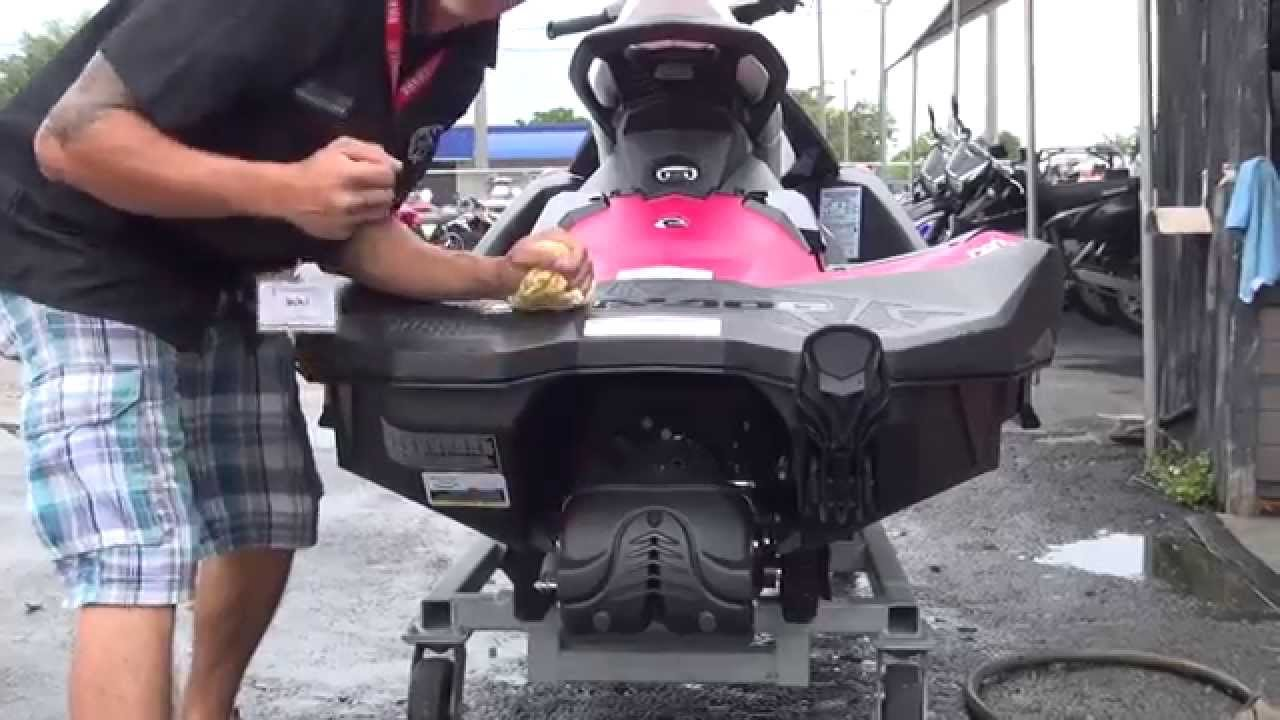 sea doo spark manual reverse kit installation youtube rh youtube com 2015 sea doo spark owner's manual sea doo spark trixx service manual