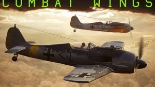 Combat Wings: Battle of Britain Gameplay & Review PC HD