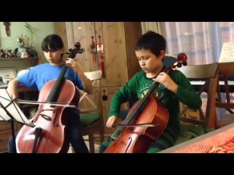 Cello Wars by Bella and Tris mp3