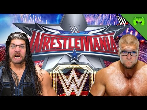 LADDER, LADDER, LADDER!!! 🎮 WWE2K16 #3