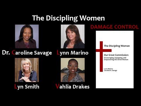 The Discipling Women: Damage Control - JOY DURING HOLIDAYS: A SAVIOR IS BORN