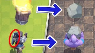TOP 6 DINGE, die KEINEN SINN ERGEBEN in Clash Royale Deutsch German CR Kevgo around