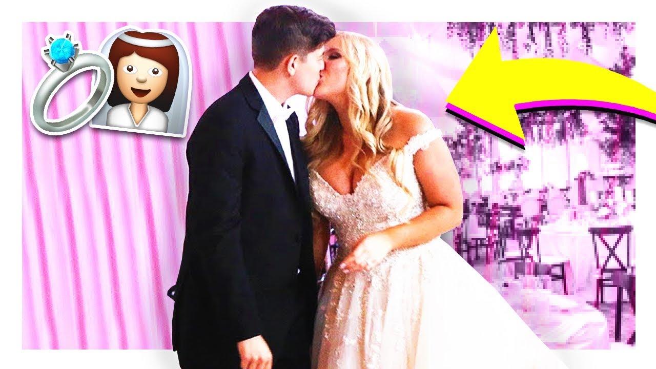 I Got Married Prestonplayz Wedding Vlog - Youtube-7480