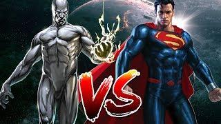 Superman VS Silver Surfer | Who Wins?