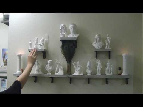 Greek / Hellenist Altar