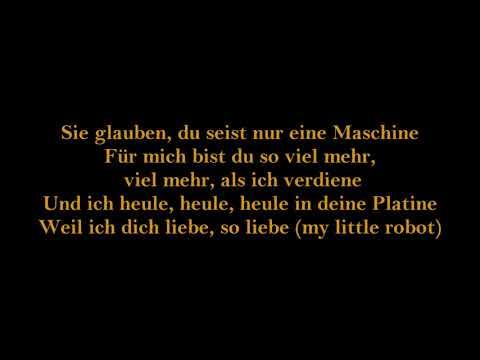 Fettes Brot - Robot Girl Lyrics