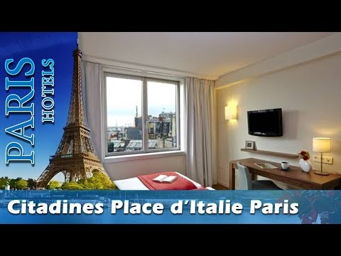 Citadines Place d'Italie Paris - Paris Hotels, France