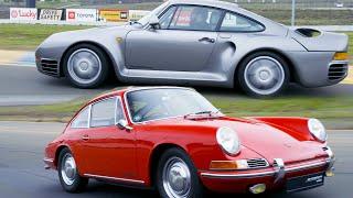 Before the Modern Porsche 911: Porsche 901 and Porsche 959