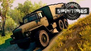 Spin Tires #18 - Месим грязь! 1/2