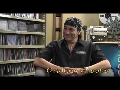 The Profile Ep 6 Graham Greene chats with Gary Dunn