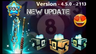 8 Ball Pool - New Update 4.5.0 | Trick Shots in Venice 150M