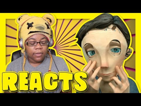 Commercial Project Mask by The Animation Workshop | animation Reaction