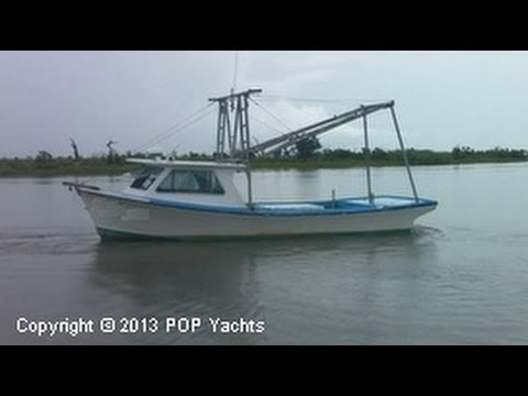 Commercial Shrimp Boats For Sale In Louisiana