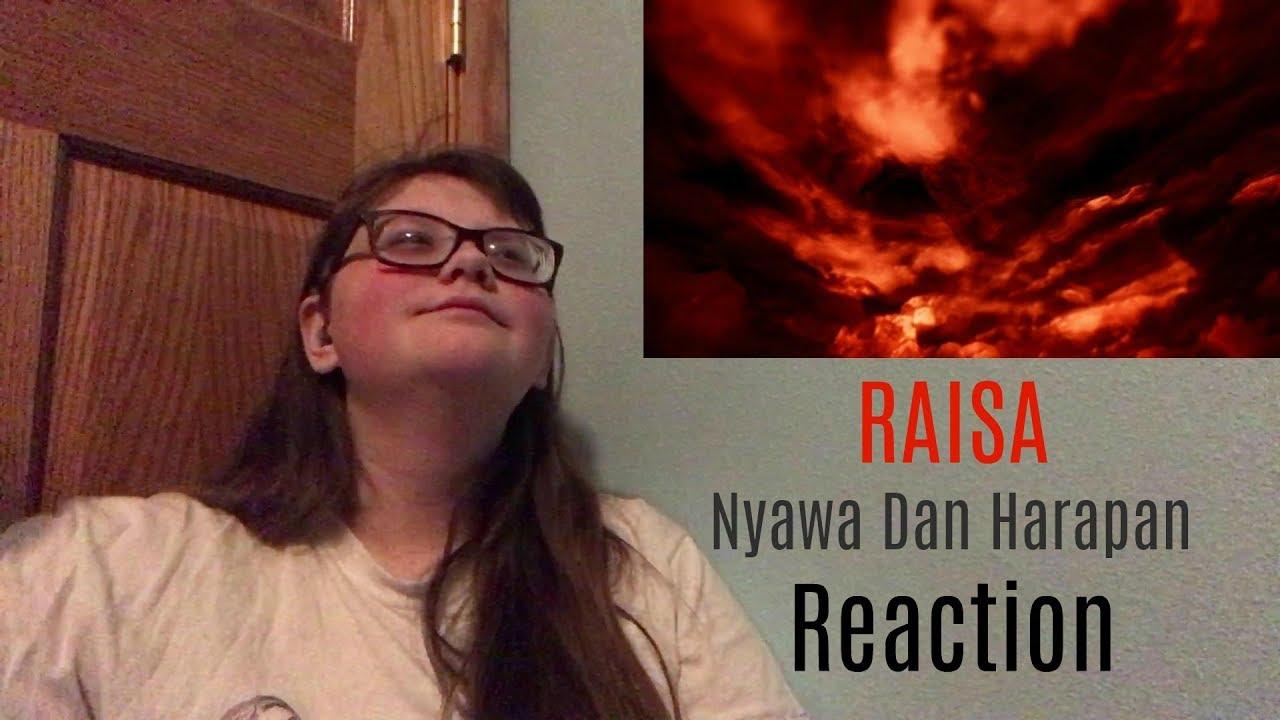 Raisa - Nyawa Dan Harapan Reaction by Jennifer Loge