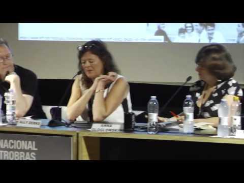 """ETV - """"O Documentário Segundo os Festivais"""" (14ª Conf. internacional do documentário - PETROBRAS)"""