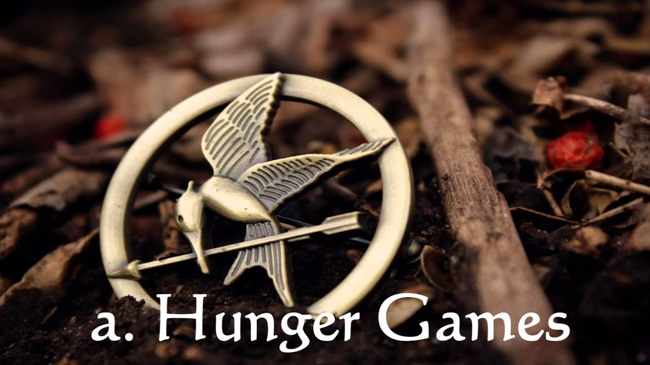 Hunger Games Vs Twilight Saga The Versus Channel Hd Youtube