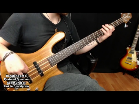 Live Solutions #50 - The Blues Scale & Much More