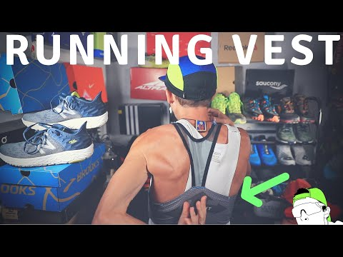 Lightest Running Vest in the World? Marathon racing vest?