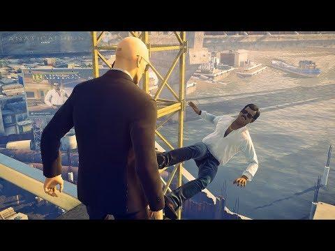 Hitman season 2  Unique & Epic kill Compilation