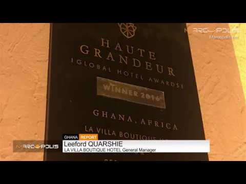 Strategy of La Villa Boutique Hotel - First Ghanaian Hotel Chain?