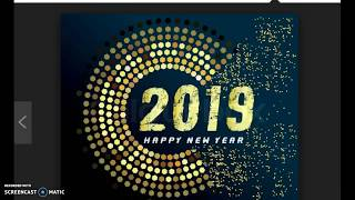 Awesome Advance Happy New Year 2019 Wishes Messages Quotes Images Greetings