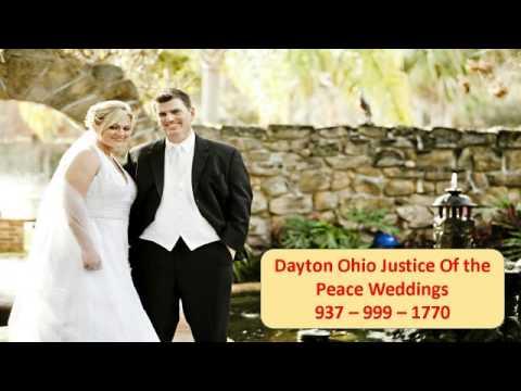 Dayton Ohio Justice of the peace weddings