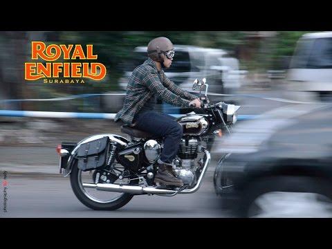 Royal Enfield Classic 500 Surabaya Indonesia