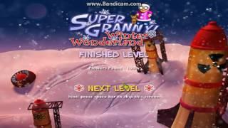 Granny Winter Wonderland lv 4 - 6
