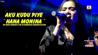 Aku Kudu Piye ~ Hana Monina ~ Via Rock Dangdut Live In Ngemplak Srengat Blitar