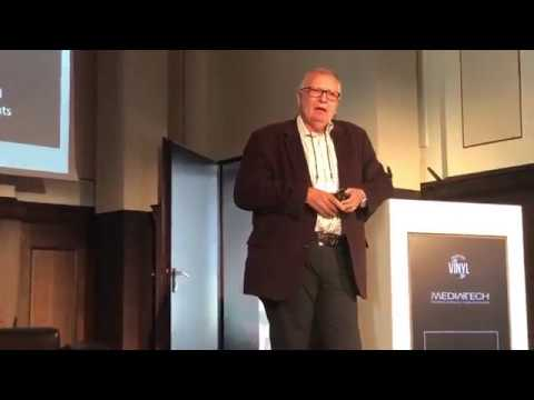 Sony Music Entertainment Gerhard Blum's Keynote is Not to Be Missed! Mp3