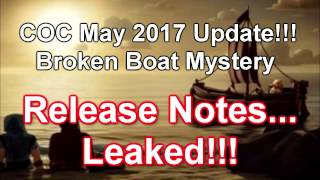 Clash of clans new Update | Broken Boat Update Leaked