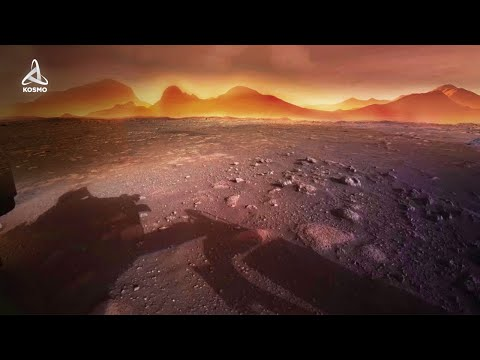 Latest Data from Perseverance. Panoramic Views and Videos from the Rover.