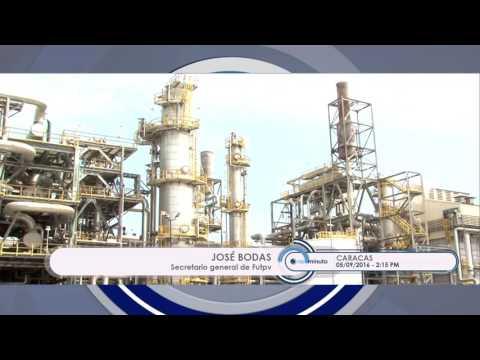 """Trabajadores petroleros ganan """"sueldo de hambre"""""""