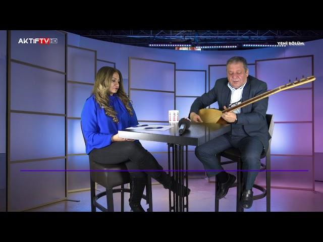 Belçika'da yaşayan halk ozanı Fakı Edeer Sara ile Magazinde!