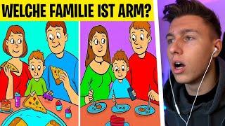 WER IST ARM? (nur 1 Leben)