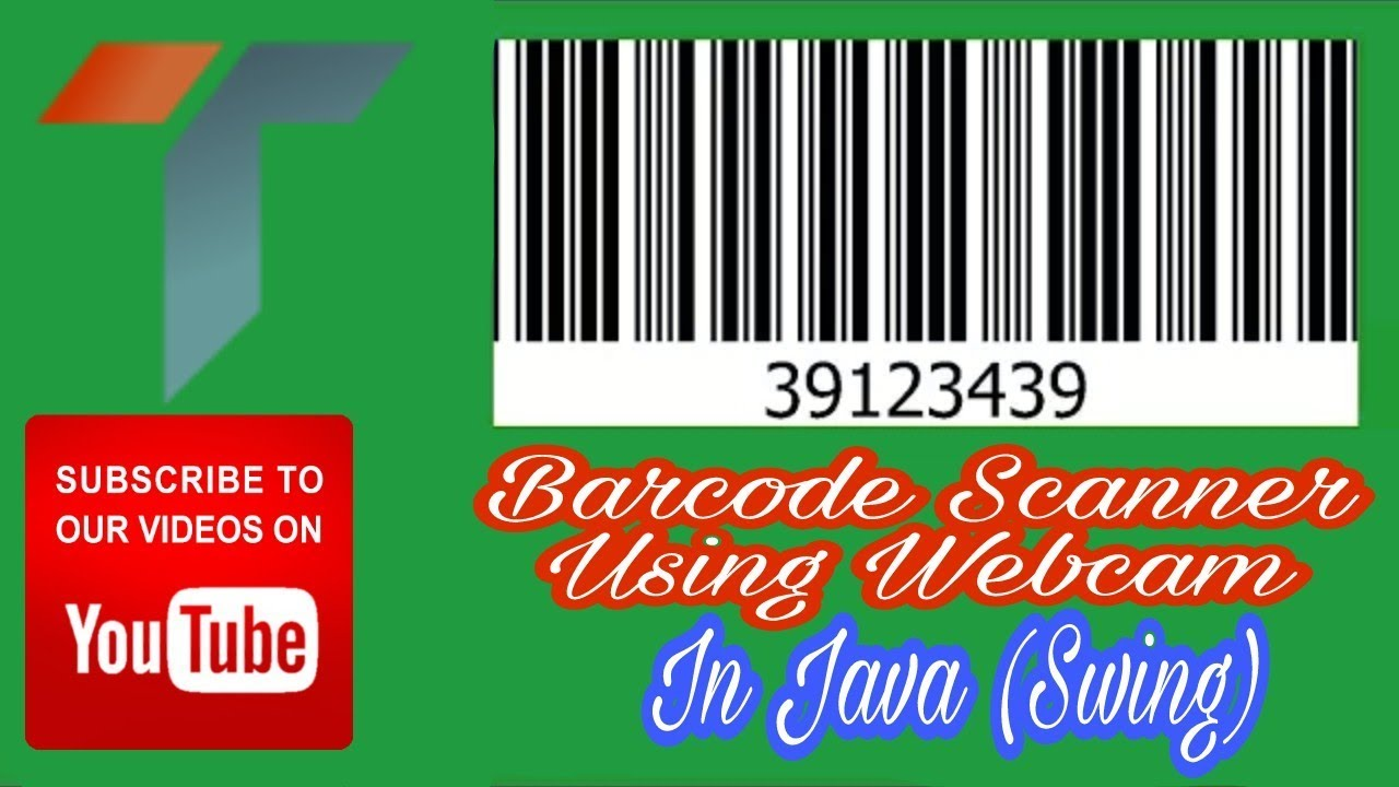 Webcam qr code reader java  How to read QR codes with a